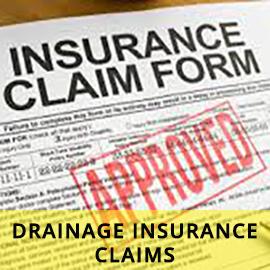 drain insurance company